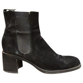 Free Lance-Free Lance p boots 40-Black