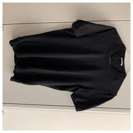 Moncler-Twin-set en coton noir-Noir