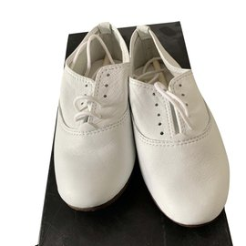 Autre Marque-Repetto shoes model zizi-White
