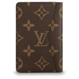 Louis Vuitton-LV pocket organizer-Brown