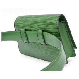 Louis Vuitton-Louis Vuitton Pochette-Vert