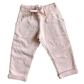Chloé-Un pantalon-Rose