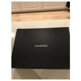 Chanel-Boots-Blue