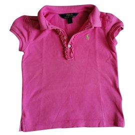 Polo Ralph Lauren-Classic-Pink