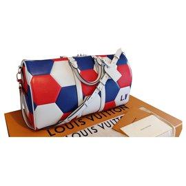 Louis Vuitton-keepall 50 custom order-Multiple colors