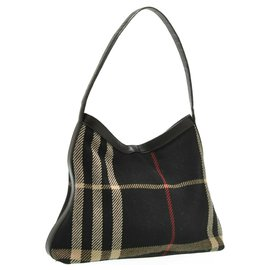Burberry-Burberry Shoulder bag-Black