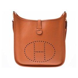 Hermès-Hermès Evelyne-Marron
