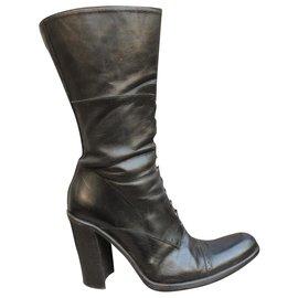 Free Lance-Free Lance p boots 36-Black