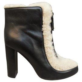 Chloé-Chloé p boots 38,5-Black