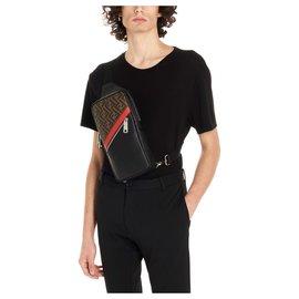 Fendi-Fendi 'FF diagonal' backpack-Other