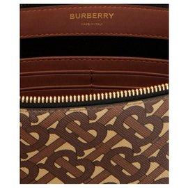 Burberry-Burberry 'Duncan' clutch-Brown