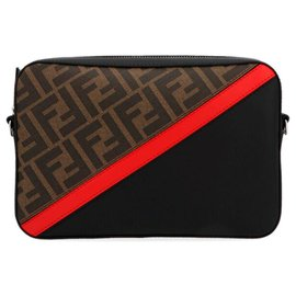 Fendi-Fendi 'FF diagonal' crossbody bag-Multiple colors