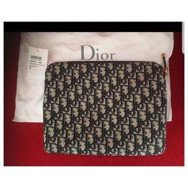 Dior-Pochettes-Bleu Marine