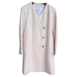 Chanel-Coat-Pink