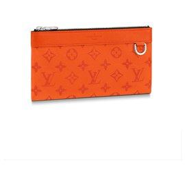 Louis Vuitton-Pochette découverte LV-Orange