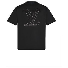 Louis Vuitton-LV Tshirt new-Black