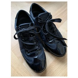 Louis Vuitton-Sneakers-Black