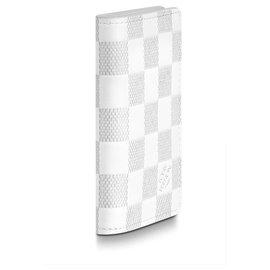 Louis Vuitton-LV pocket organiser new-White