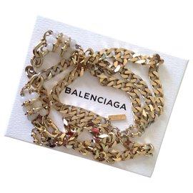 Balenciaga-Balenciaga Paris-Golden