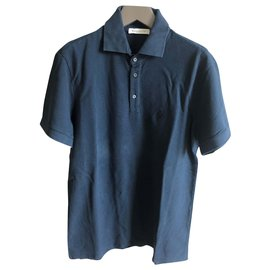 Ballantynes-NAVY BLU NEW POLO-Navy blue