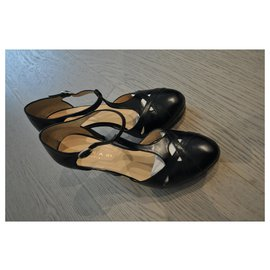Jonak-Heeled shoes Jonak-Black