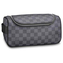 Louis Vuitton-LV Toiletry pouch new-Grey