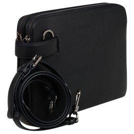 Ermenegildo Zegna-Zegna shoulder bag new-Black
