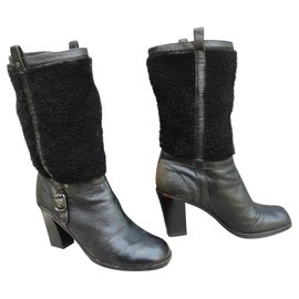 Céline-Céline winter boots p 40-Black