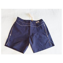 John Galliano-New John Galliano Short 46Italian matches38/ 40 fr-Navy blue