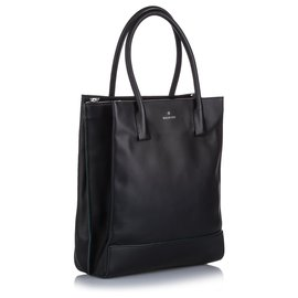 Mulberry-Mulberry Black Arundel Leather Tote Bag-Black