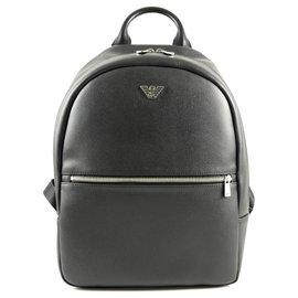 Armani-Armani backpack new-Black