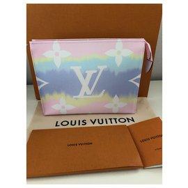 Louis Vuitton-Pochettes-Multicolore