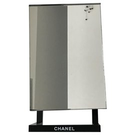 Chanel-Counter mirror-Black,White