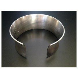 Yves Saint Laurent-Armbänder-Silber