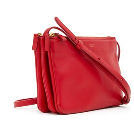 Céline-TRIO RED PM-Red