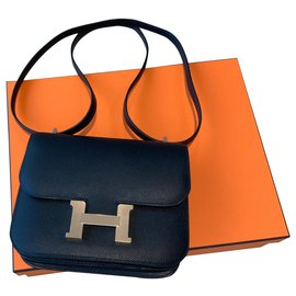 Hermès-Hermès Constance mini III-Noir