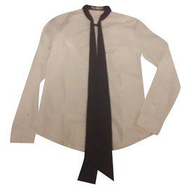 Balenciaga-Hemden-Weiß