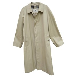 Burberry-raincoat Burberry London t 52-Beige
