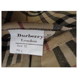 Burberry-Regenmantel Burberry London t 52-Beige