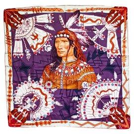 Hermès-Apache Cosmogony-Purple