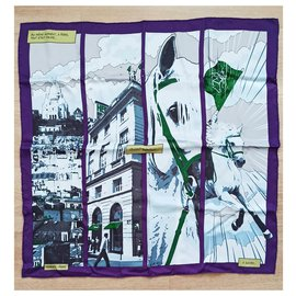 Hermès-When suddenly-Purple