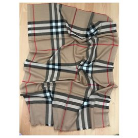 Burberry-STOLE BURBERRY-Other