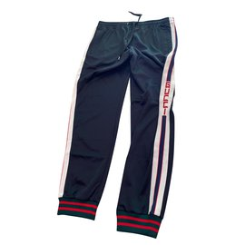 Gucci-jogging pants-Black