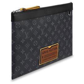 Louis Vuitton-LV discovery pochette GM-Grey