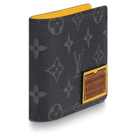 Louis Vuitton-LV Multiple wallet new-Grey