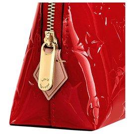 Louis Vuitton-LV Cosmetic poch nouveau-Rouge