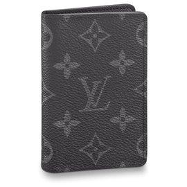 Louis Vuitton-LV pocket organizer new-Grey