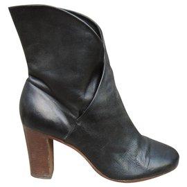 Céline-Céline p boots 36-Black