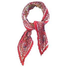 Hermès-Plisse-Multiple colors