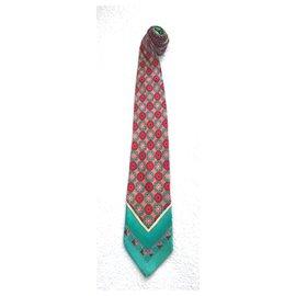 Versace-Krawatten-Mehrfarben